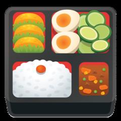 Bento Box google emoji