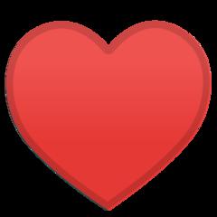 Black Heart Suit google emoji