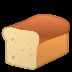 Bread google emoji