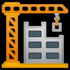 Building Construction google emoji