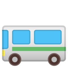 Bus google emoji