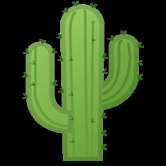 Cactus google emoji