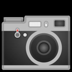 Camera google emoji