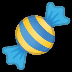 Candy google emoji