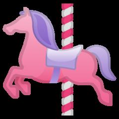 Carousel Horse google emoji