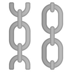 Chains google emoji