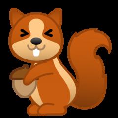 Chipmunk google emoji