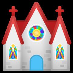 Church google emoji