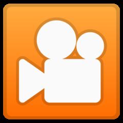 Cinema google emoji
