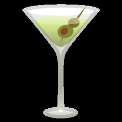 Cocktail Glass google emoji
