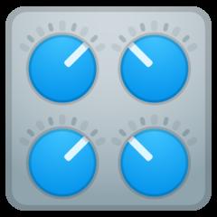 Control Knobs google emoji