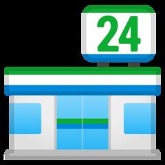 Convenience Store google emoji