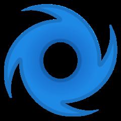 Cyclone google emoji