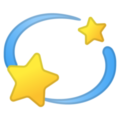 Dizzy Symbol google emoji