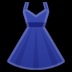 Dress google emoji