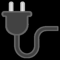 Electric Plug google emoji