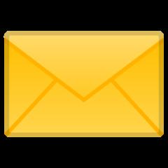 Envelope google emoji