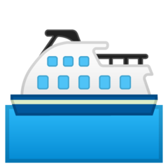Ferry google emoji