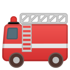 Fire Engine google emoji