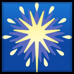 Fireworks google emoji