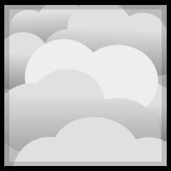 Fog google emoji