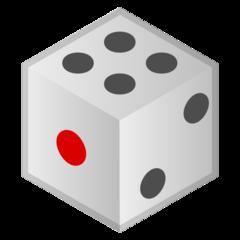 Game Die google emoji