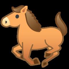 Horse google emoji