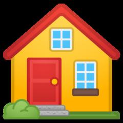 House Building google emoji