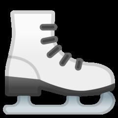 Ice Skate google emoji