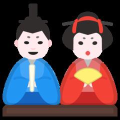 Japanese Dolls google emoji