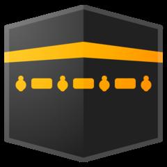 Kaaba google emoji