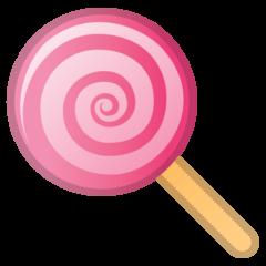 Lollipop google emoji