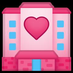 Love Hotel google emoji