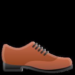 Mans Shoe google emoji