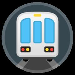 Metro google emoji
