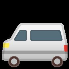 Minibus google emoji