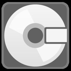 Minidisc google emoji