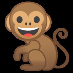 Monkey google emoji