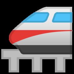 Monorail google emoji