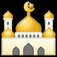 Mosque google emoji