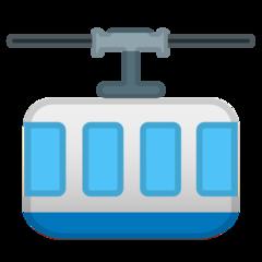 Mountain Cableway google emoji