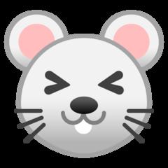 Mouse Face google emoji