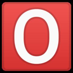 Negative Squared Latin Capital Letter O google emoji