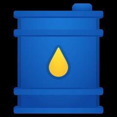 Oil Drum google emoji