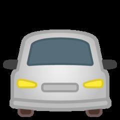 Oncoming Automobile google emoji