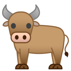 Ox google emoji