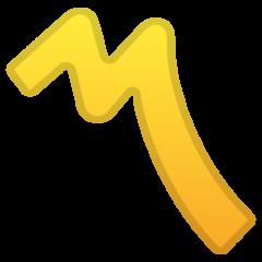 Part Alternation Mark google emoji