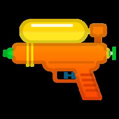 Pistol google emoji