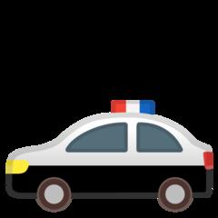 Police Car google emoji