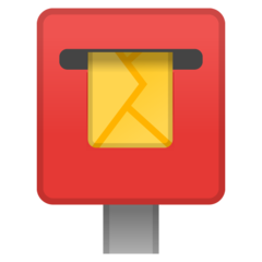Postbox google emoji